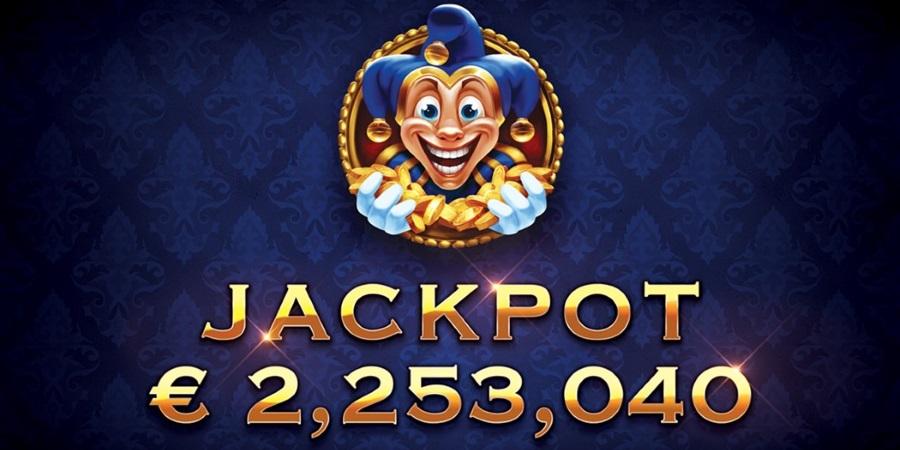 Miljonvinst på jackpott